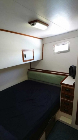 44-FT-Pacifica-Fishing-Yacht-Bunks
