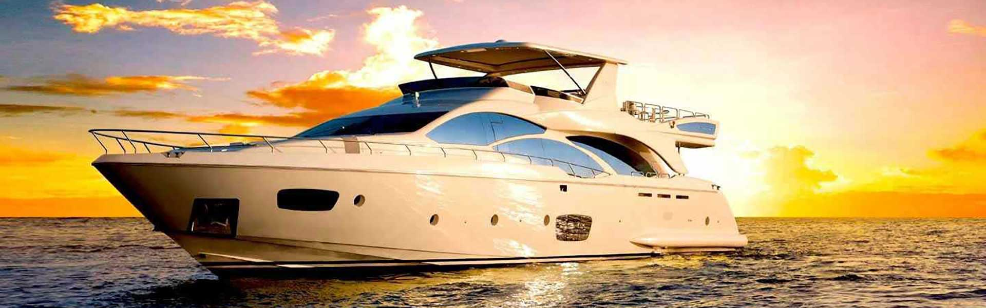 85 FT Azimut - Luxury-Power Yacht